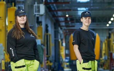 Many career opportunities in the railway industry