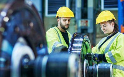 Mange fremtidige industriarbeidsplasser