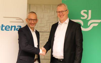 SJ Norge velger Mantena for vedlikehold av tog for Trafikkpakke 2 Nord