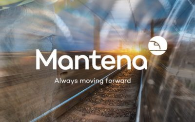 Modernised logo and new slogan for Mantena